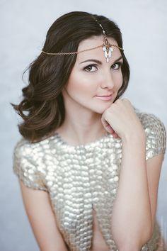 Повязка для волос «Индийская принцесса»
