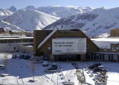 Palais Des Sports Et Des Congres Alpe D'Huez
