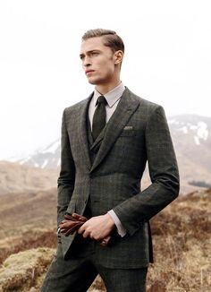 Gieves & Hawkes Fall 2014 Campaign