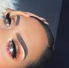 Awesome Gorgeous makeup tips are readily available on our site. Have a look and you wont be sorry you did. Makeup On Fleek, Flawless Makeup, Cute Makeup, Glam Makeup, Gorgeous Makeup, Pretty Makeup, Skin Makeup, Makeup Inspo, Makeup Art