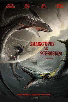 Roger Corman's Sharktopus Vs Pteracuda,