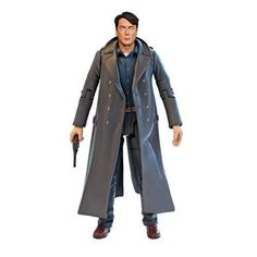 Captain Jack Harkness Doctor Who 5 Inch action figure brand new in box 5+ #CharacterOptions