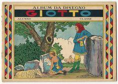 Album da disegno GIOTTO (anni '70).