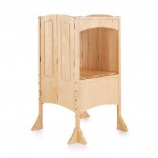 Stools: Heartwood Kitchen Helper - Solid Maple