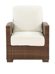 Stylish And Soft Stratford Wicker Recliner Cushions Are
