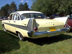 1958 DeSoto Diplomat