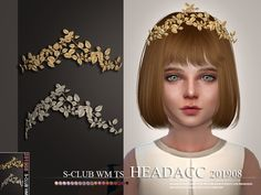 Head accessories for children, hope you like, thank you. Found in TSR Category 'Sims 4 Female Hats' Sims 4 Cc Kids Clothing, Sims 4 Mods Clothes, Sims 4 Game Mods, Sims Mods, Sims 4 Wedding Dress, Sims 4 Challenges, The Sims 4 Cabelos, The Sims 4 Packs, Crown For Kids