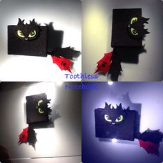 Toothless notebook