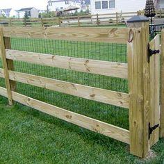 Estate & Pasture Fences   Installation & Repair   Northern Virginia (VA)