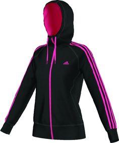 Adidas Women's Go To Full-Zip Hoody