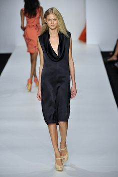 Ossie Clark at London Fashion Week Spring 2009 - Runway Photos