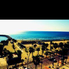 Beautiful Larnaca, Cyprus! <3