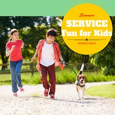 Summer Service Fun for Kids – Summer is a great time to help your children become involved in service projects. I'm one of those crazy moms who loves having her son home for the summer. I might feel differently if I had several school-age kids. But I have the luxury of planning really fun things for just my 11-year-old and toddler. One of our favorite things to do is serve others. My oldest...