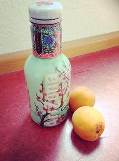boisson - pêches - fruits - frais - l'été - la mode - fashion - blog - blogueuse - free life - la vie - libre - santé - nutrition - thé glacé - miel