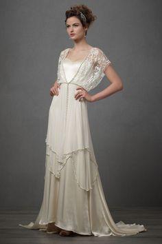 Lita Gown   20 Wedding Dresses for the Modern Bride