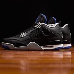 Air Jordan 4 Retro Alternate Motorsports #retro, #sneakers, #style
