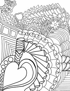 Coloring page 6-7 by SwankyDoodleSandy on Etsy