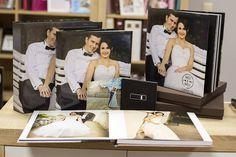 Rodzina w komplecie! Czyli nasz Fotoalbum, Album Box oraz Opakowanie na Pendrive z Linii Kreativ 100% wraz z opakowaniem eleganckim - realizacja Piaskowski Photography- najlepszefoto.pl