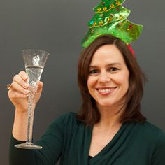 RC Team Holiday Drinks — Red Caffeine marketing + technology - Kim's Champagne