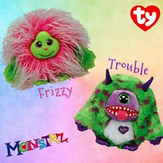 23 Best Monstaz Images Beanie Boos Ty Beanie Plush