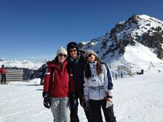 Serre Chevalier 2012 in february with two friends of mine ! Can't wait to go surfing next winter!
