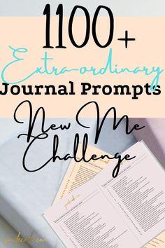 Journal Prompts For Teens, Bullet Journal Prompts, Gratitude Journal Prompts, Bullet Journal How To Start A, Journal Quotes, Journal Ideas, Bullet Journals, Types Of Journals, Manifestation Journal