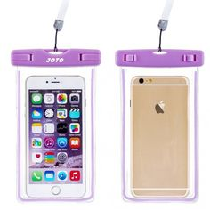 Everyone needs a waterproof case for their phone.