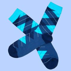 Argyle | Cotton Socks | Blue and Turquoise | Navy |Bassin and Brown – Bassin And Brown Navy Socks, Brown Socks, Argyle Socks, Fashion Socks, Cotton Socks, Diamond Design, Navy Blue, Turquoise, Yellow
