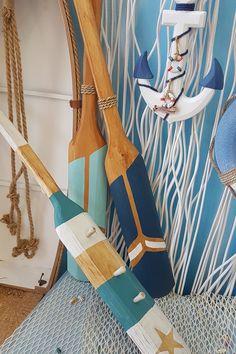 Ξύλινα διακοσμητικά κουπιά   #summerdecoration #DIYdecoration #DIYsummer_decoration #καλοκαιρινη_διακοσμηση #barkasgr #barkas #afoibarka #μπαρκας #αφοιμπαρκα #imaginecreategr