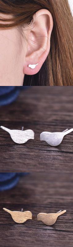 Birds Earrings