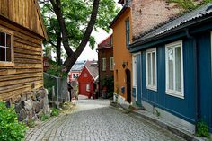 St. Hanshaugen, Oslo, Norway | by kkhelga, via Flickr