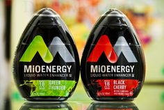 Mio Energy E-Liquid?  Sweeeet!!!!