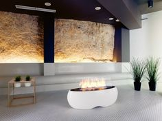 Zen Biofireplace by Planika