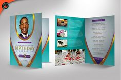 Event Planner Flyer Template | Flyer template, Template and Print ...