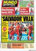 DescargarMundo Deportivo - 8 Junio 2014 - PDF - IPAD - ESPAÑOL - HQ