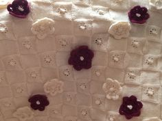 Blanket flowers Hand Made By Craftypaulaa.