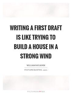 Bildresultat för William Faulkner write quotes