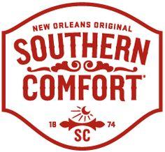 Southern Comfort branding