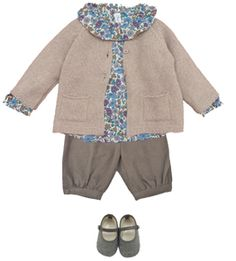 Marie Puce Paris - French fashion designer for children - Baby