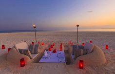 #Romantisme #Plage #Mer