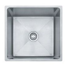 """View the Franke PSX110199 20-4/9"""" x 19-1/2"""" Single Basin Undermount 16-Gauge Stainless Steel Kitchen Sink at FaucetDirect.com."""