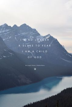 No Longer Slaves // Bethel Music
