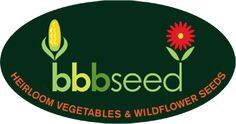 BBB Seed is a small, family-owned company based in Boulder, Colorado that specializes in the distribution of wildflower seeds, heirloom and organic vegetable seeds and native grasses. It provides a wealth of info ranging from scientific names to recipes, ordering info, advice, etc.