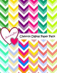 Download includes 24 pieces of chevron digital paper.*Backgrounds may be used for both personal and commercial use.  Please give credit if using for your products.  Terms of use included in download, as well as a logo that you can include to link back to my page.*Please leave feedback!