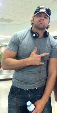 Dean - his arms *faint*