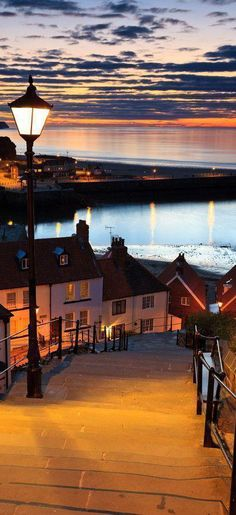 Yorkshire by night | England