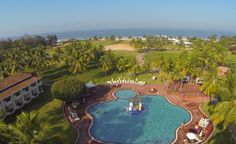 Make Your Goa Stay Everlasting In Memories - With Holiday Inn Resort