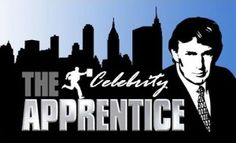 The Celebrity Apprentice - tv!  Just because I like watching people on pedestals act like real people once in a while.