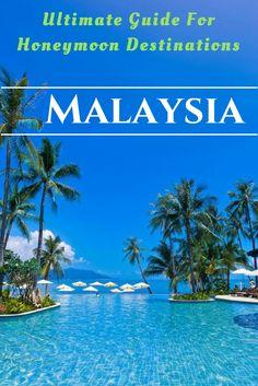 Malaysia Best All Inclusive Honeymoon Destinations