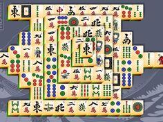 """A """"leszedős madzsongban"""" egyforma ábrákat keresünk, és távolítunk el a tábláról. A mostanában népszerű madzsongok ősét más szabályok alapján játszották társasjátékként."""